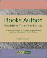 iBooks Author Book Cover